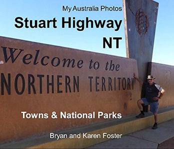 Bryan Foster, Photobook Stuart Hwy NT.jp