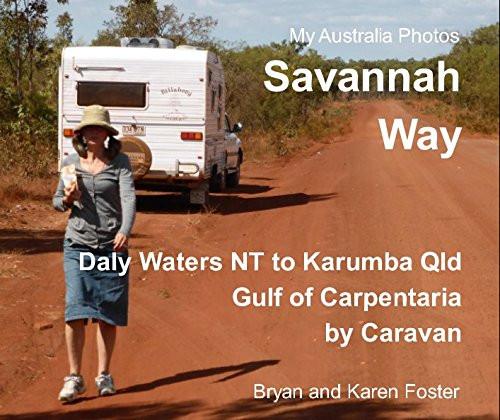Bryan Foster Photobook Savannah Way Carp