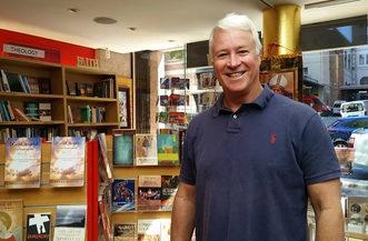 Bryan Foster St Paul's Bookstore Brisban