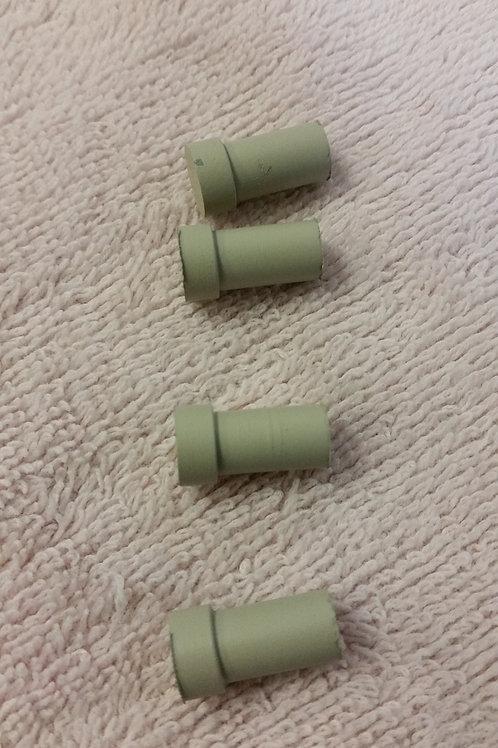 330 GTC Visor End Caps - tan