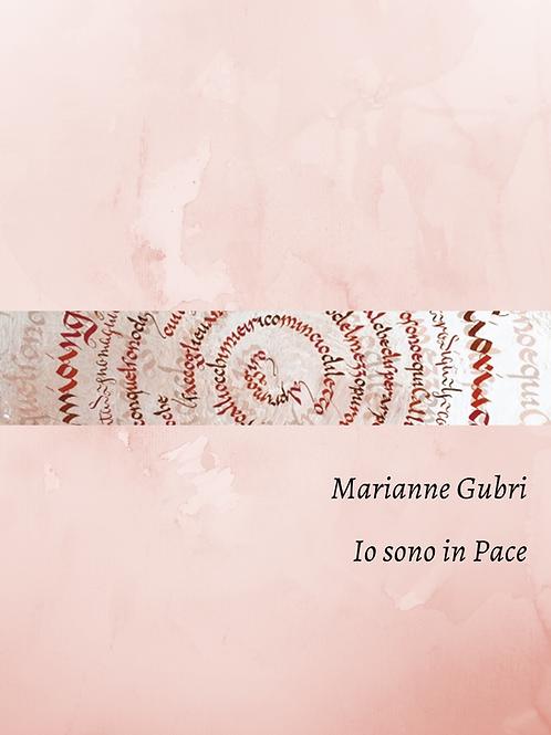 Io sono in Pace - Score