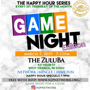 After Hour Mixer: Game Night Edition