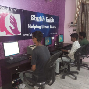 Computer Training program for the youth of Rohini