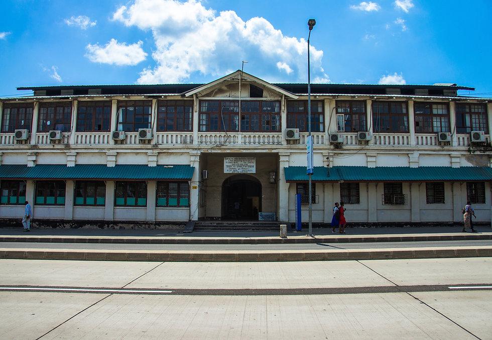 Kivukoni Front, Dar Es Salaam, Tanzania