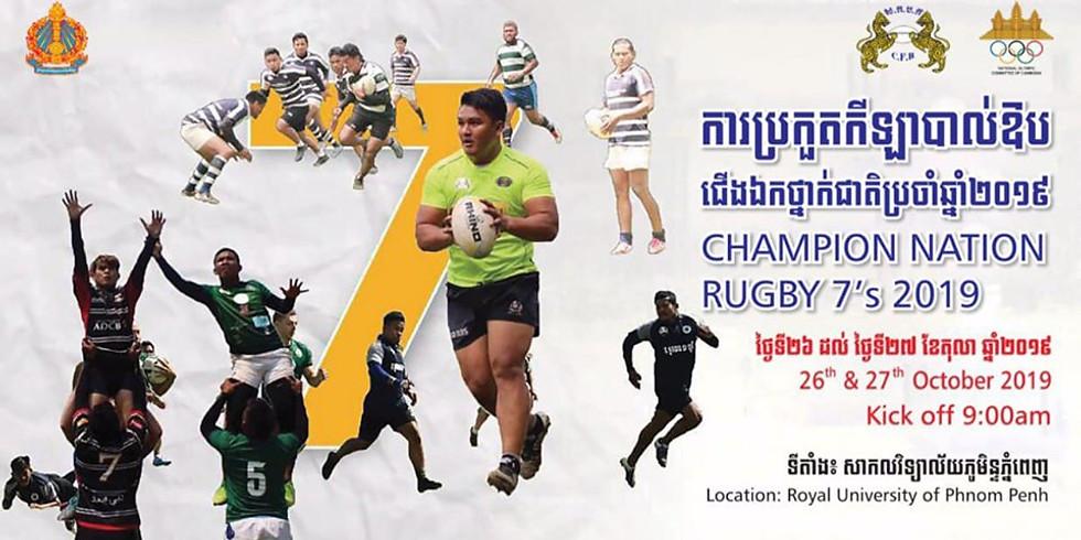 Champion Nation 2019