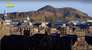 Die Beste Klasse on location in Edinburgh