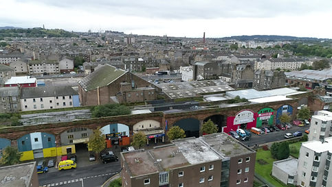 Rocket League player profile video for Scrub Killa shot on location in Edinburgh