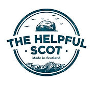 The Helpful Scot Made in Scotland logo