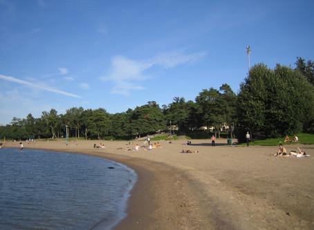 Seaside Beaches in Helsinki