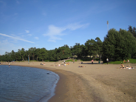Seaside Beaches in Helsinki