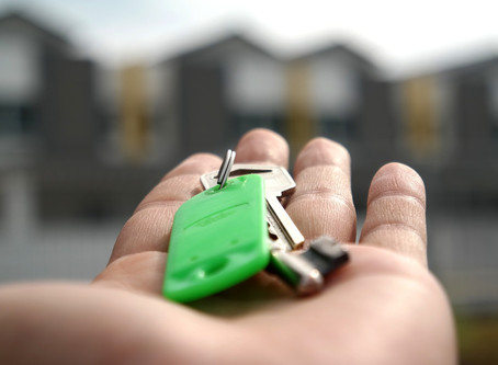 Renting an apartment as a landlord