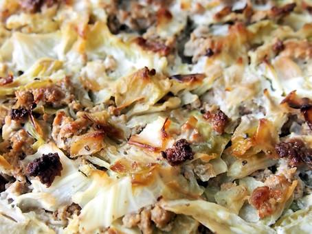 Kaalilaatikko / Finnish Cabbage Casserole