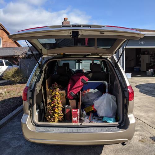 Van load of donations.jpg