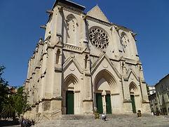 hébergement compostelle chemin arles Montpellier