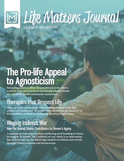 Life Matters Journal, November 2016