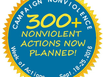 #324 Promoting Nonviolence, Referendums - August 19, 2016