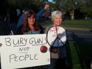 Campaign Nonviolence Action in Portland, Oregon