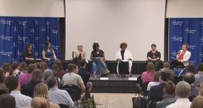 Why Can't a Feminist Be Pro-Life? panel at Catholic University of America