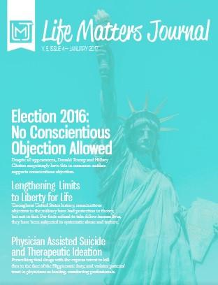 Life Matters Journal, January 2017
