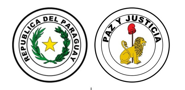 Seal of Paraguay