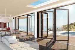 Hospitality Bi-fold Door