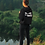 Thumbnail: Womens Zip-Up Pocket Style Number Plate Logo Hoodie