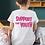 Thumbnail: Toddler- Moto & Ink Number Plate Style Logo- Short Sleeve T-Shirt