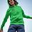 Thumbnail: Mens Zip-Up Pocket Sprocket Logo Style Hoodie