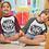 Thumbnail: Youth- Girls Sprocket Logo Baseball 3/4 Sleeve StyleTee