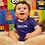 Thumbnail: Baby Stamp Logo Style Onesie