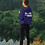 Thumbnail: Womens Center Style Sprocket Logo Pullover Hoodie