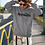 Thumbnail: Unisex- Moto & Ink Drip Logo Pullover Hoodie