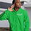 Thumbnail: Mens Zip-Up Moto & Ink Racing Pocket Logo Style Hoodie