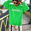 Thumbnail: Mens Center Style Drip Logo Pullover Hoodie