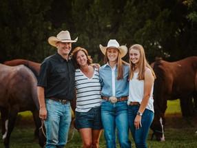 McCoy's Farm & Ranch Family: The Richards Family