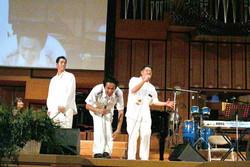 Black Gospel Team LIGHT ON