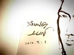 Young Jun Signature