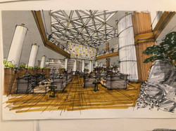 China Yenchen Yueda Hotel Lounge