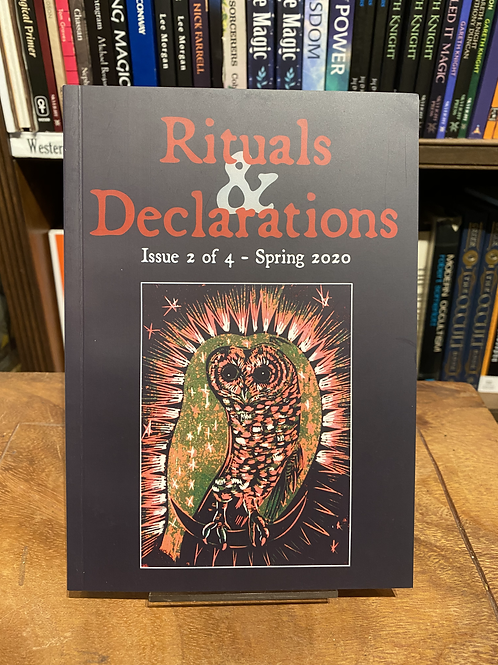 Rituals and Declarations Zine - Two