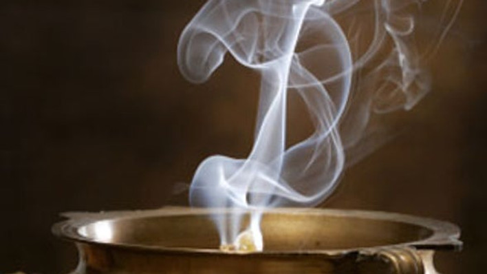 Incense: The Power of Resins