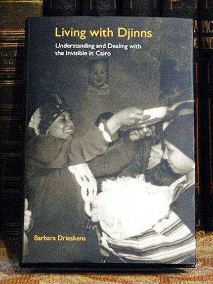 Living with Djinns - Barbara Drieskens