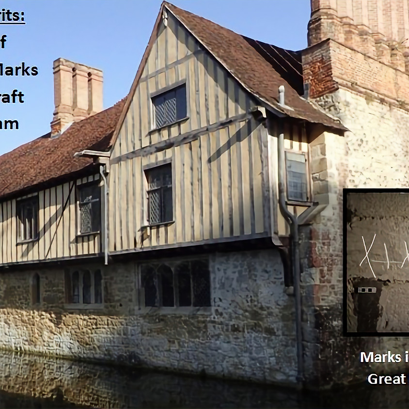 Witch Marks at Ightham Mote - Live Lecture