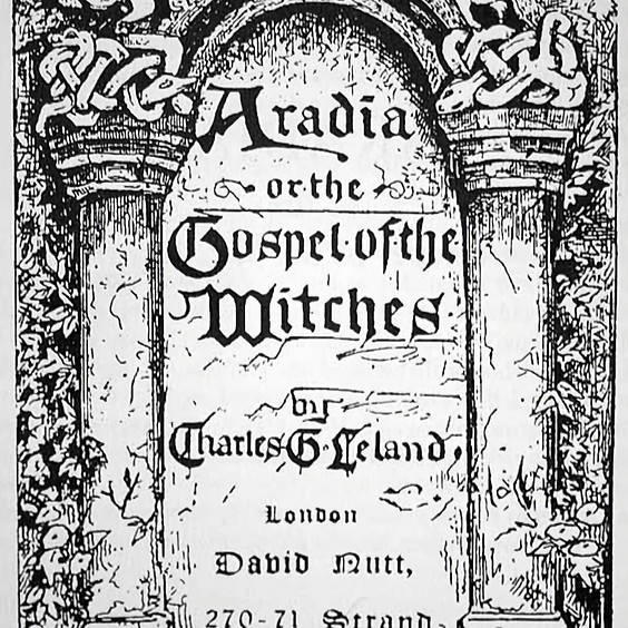 Magic from the Gospel of Aradia
