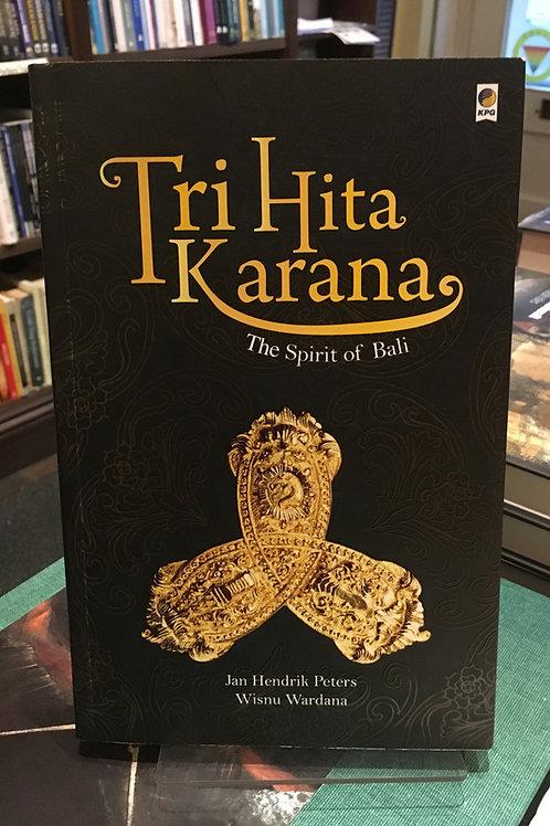 Tri Hita Kirana [Bali] -  Jan Hendrik Peters and Wisnu Wardana. First edn.