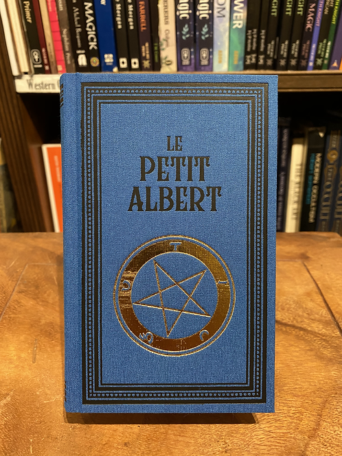 Le Petit Albert [Grimoire, Black Letter Press]