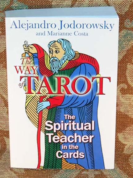 The Way of Tarot  Alejandro Jodorowsky