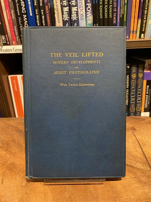 The Veil Lifted - Andrew Glendinning (First edn) [Spiritualism]