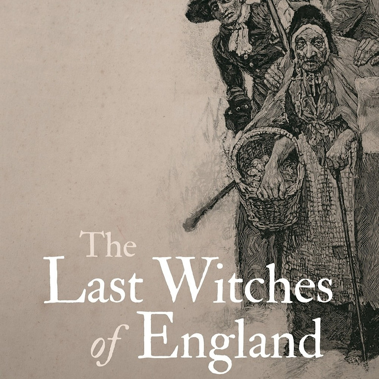 England's Last Witches - A History Conversation
