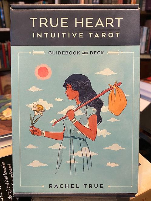 True Heart Intuitive Tarot - Rachel True