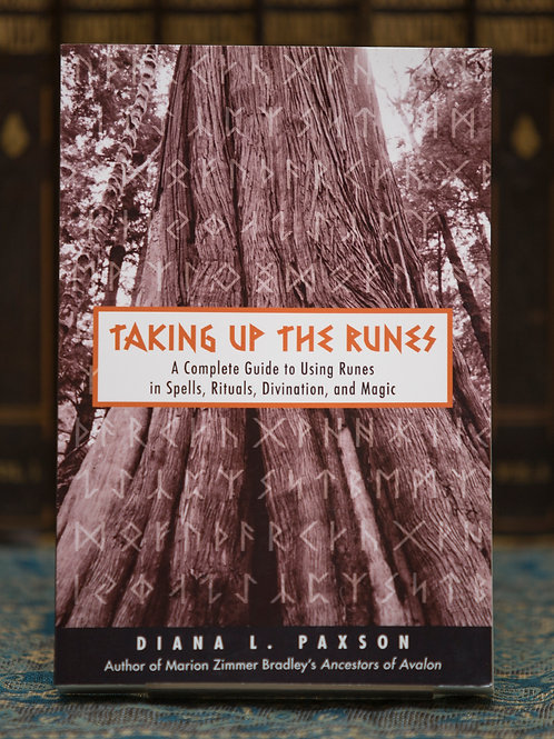 Taking up the Runes - Diana  Paxson